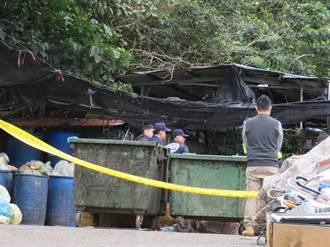 廚餘桶嬰屍案初判為活胎 星國情侶疑涉殺人罪