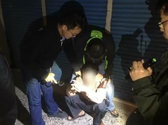 台南新營深夜傳搶案 犯嫌搶後玩電玩遭警逮