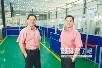 盈錫精密邁向精密智慧製造廠