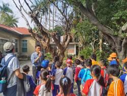 四校高峰課程開跑 烏樹林休閒園區探險