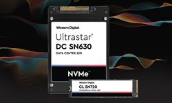 Western Digital擴大資料中心 NVMe 產品組合  成就從邊緣到核心的次世代基礎架構