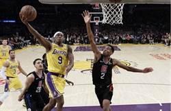 NBA》詹姆斯空砍27分 隆多大三元無用 湖人遭快艇逆襲