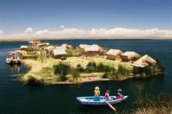 這一塊島 用草編織漂浮千年 還住百人?