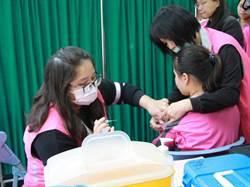子宮頸癌觀念扎根 國一女學生免費接種疫苗