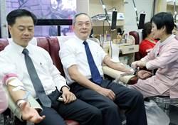台糖長榮酒店15週年慶捐血作公益