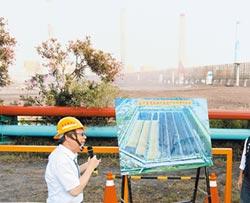 生煤堆室外 中市府重罰中火30萬