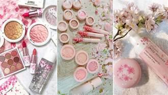 連假追完賞櫻景點還不過癮?快用這些櫻花限定美妝品療癒妳的開工厭世顏
