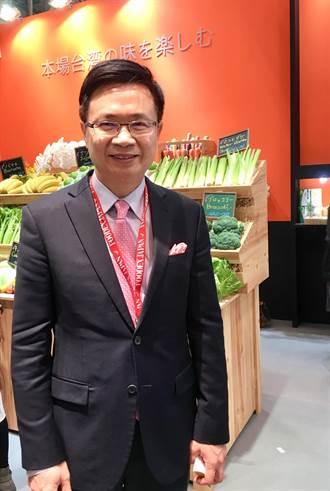 亞洲最大東京食品展開鑼 台灣館規模第三大