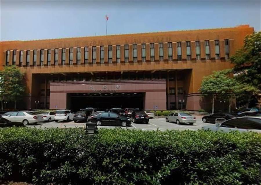 行政院會2日通過「吹哨者保護法」草案,法務部表示,可鼓勵及保護民眾勇於舉發貪腐。(圖/翻攝自Google Map)