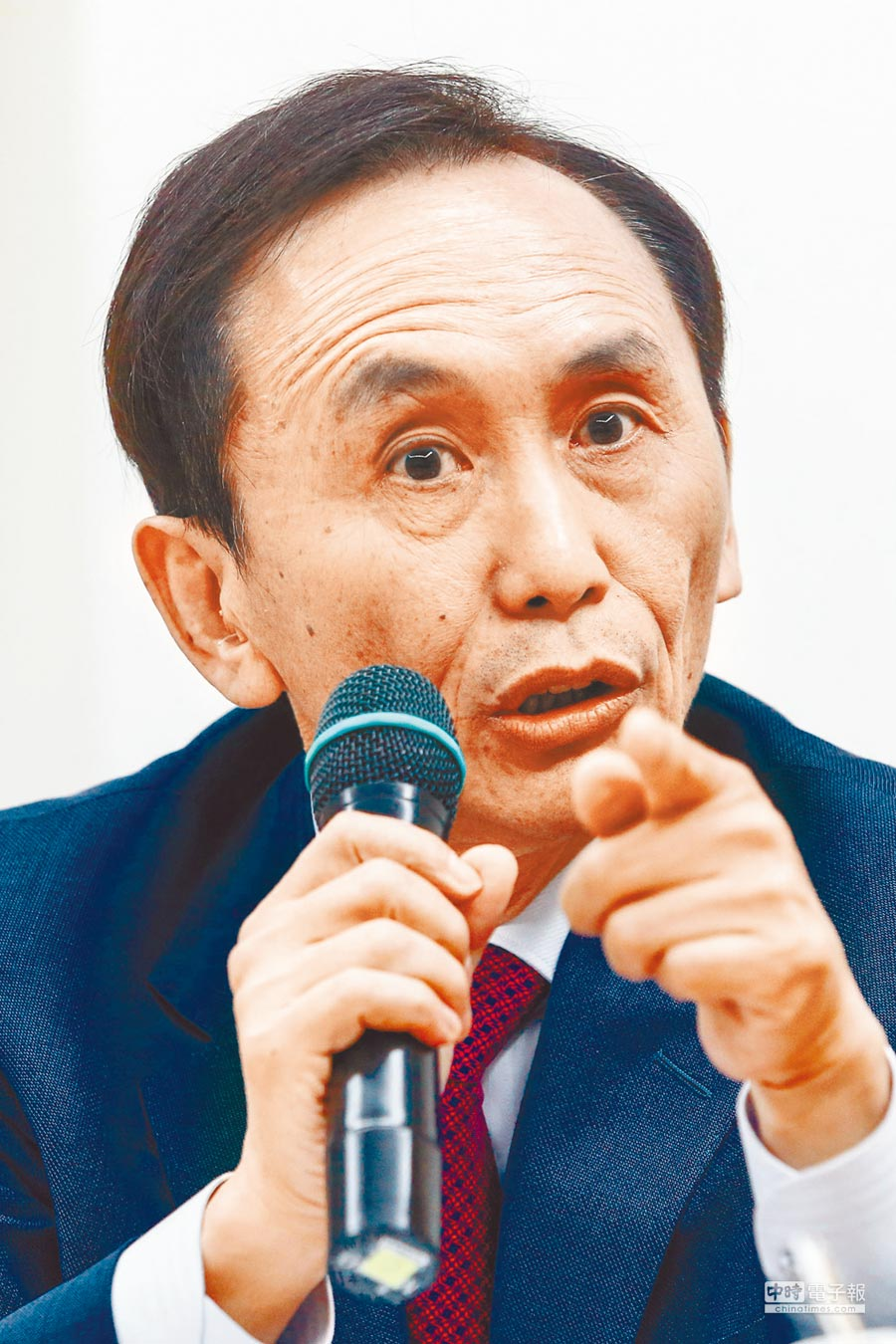 美麗島電子報董事長吳子嘉。(本報系資料照片)