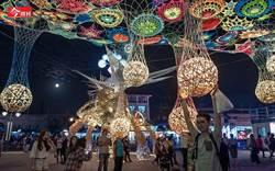 三大改變接地氣 屏東辦出「最美台灣燈會」吸睛術