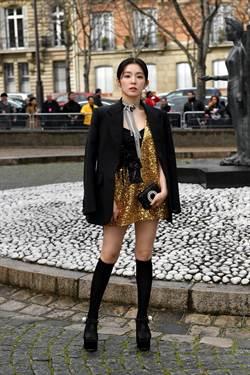 靠兩招增高...「Red Velvet」Irene巴黎秀出逆天長腿