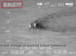 影》機密早外洩 難怪巴基斯坦發現印度潛艦