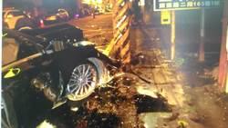 影》去年酒駕遭吊銷駕照 賓士男又無照酒駕撞行人
