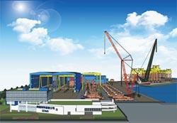 中鋼:離岸風電產業在地化 帶動高雄經濟