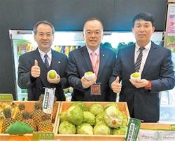 台南優質農特產品 東京發光