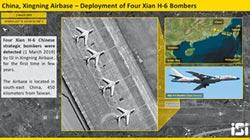 3架大陸軍機飛越宮古海峽  國防部:遠訓 沒繞台