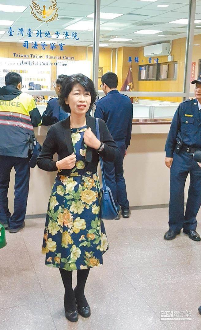 台北市長柯文哲的妻子陳佩琪不滿三立電視政論節目,質疑柯財產來源不明,她提告求償500萬並要求道歉。(中時資料照 林偉信攝)