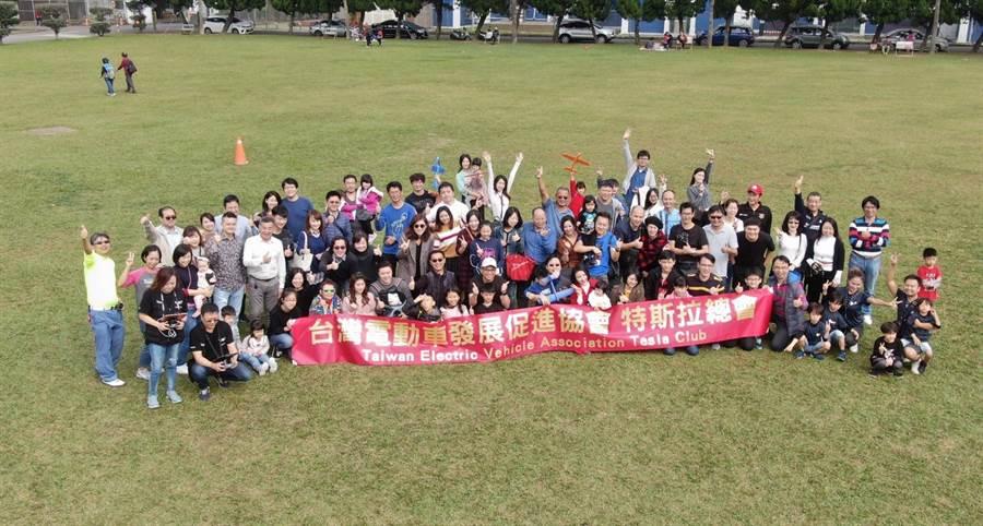 台灣電動車發展促進協會。(圖/空拍貓攝影團隊提供)