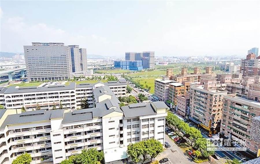 台灣房市景氣乍暖還寒,新北市新莊區掀起一波賠售潮。(中時資料照)