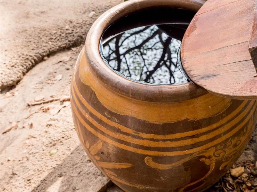 古人為何要在院子放水缸?原因太有智慧了(示意圖/達志影像)