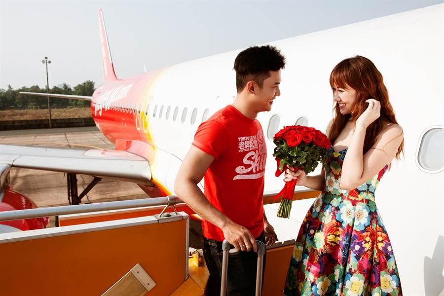 歡慶婦女節,越捷航空3月6日至8日提供240萬張零元起超級優惠機票。圖:越捷提供
