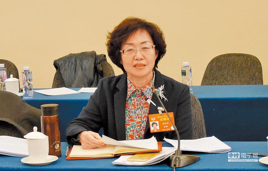廈門市副市長國桂榮5日受訪表示,期待高雄市長韓國瑜到訪,並讚韓是個務實又有工作激情的人。(記者陳君碩攝)