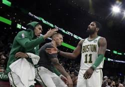 NBA》巴克利:厄文是我看過最悲情的人