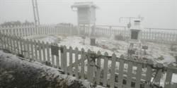 中投竹苗4縣市大雨特報 北部今晚下探11℃