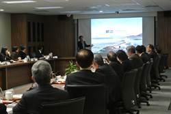 海能風電對國內銀行及企業分享國際及台灣專案融資經驗