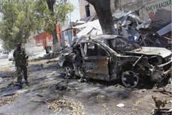 索馬利亞首都發生汽車炸彈爆炸 疑是青年黨所為
