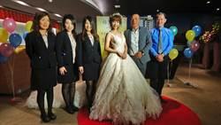 台中市三民路「婚紗街」新案  主打「低首付、低月付」強力吸客