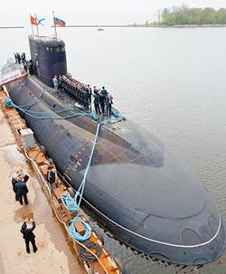 多國使勁買潛艇 南海越來越熱鬧