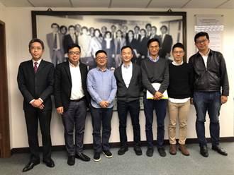 香港泛民派議員拜會民進黨部  討論引渡條例