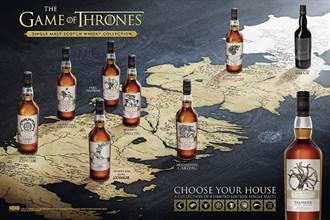 威士忌玩跨界 冰與火之歌限量酒組全球夯