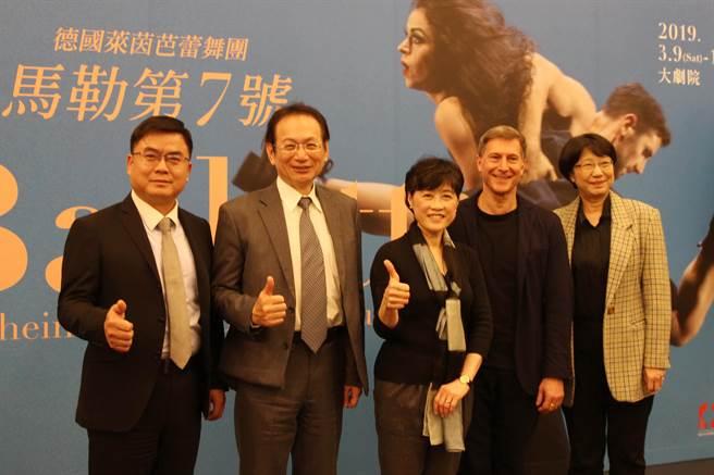 2019.03.07台中市▲台中國家歌劇院台灣國際藝術節將由德國萊茵芭蕾舞團《馬勒第七號》揭開序幕。