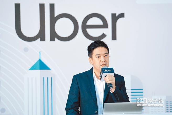 Uber台灣區總經吳罡 圖/業者提供