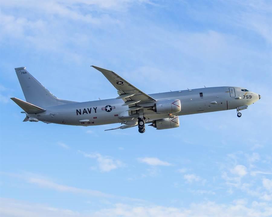 美軍海神反潛巡邏機是多層次反潛戰術的主要支柱。(圖/美國海軍)