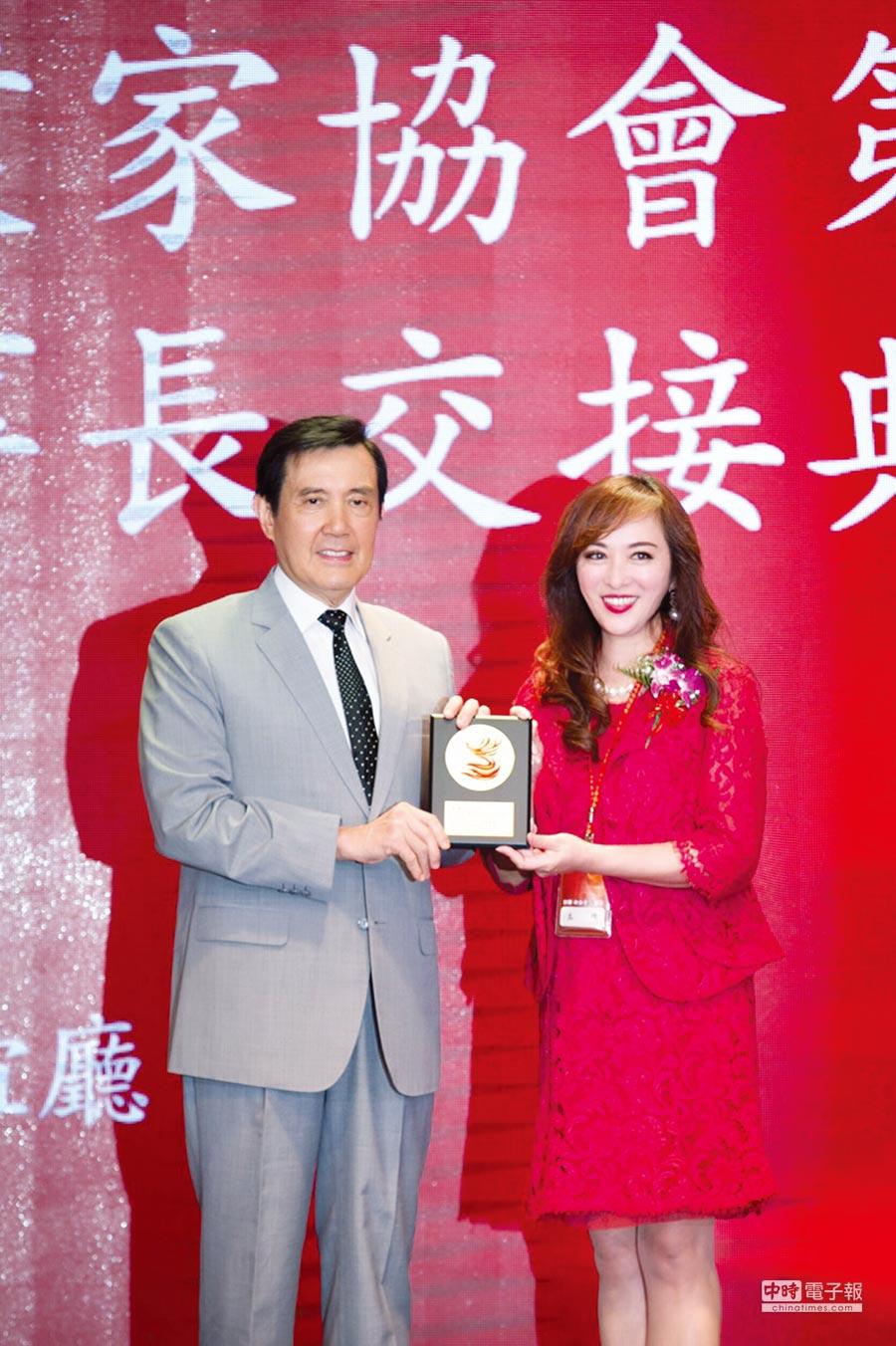 台灣女企業家協會理事長高琦。圖/台灣女企業家協會提供