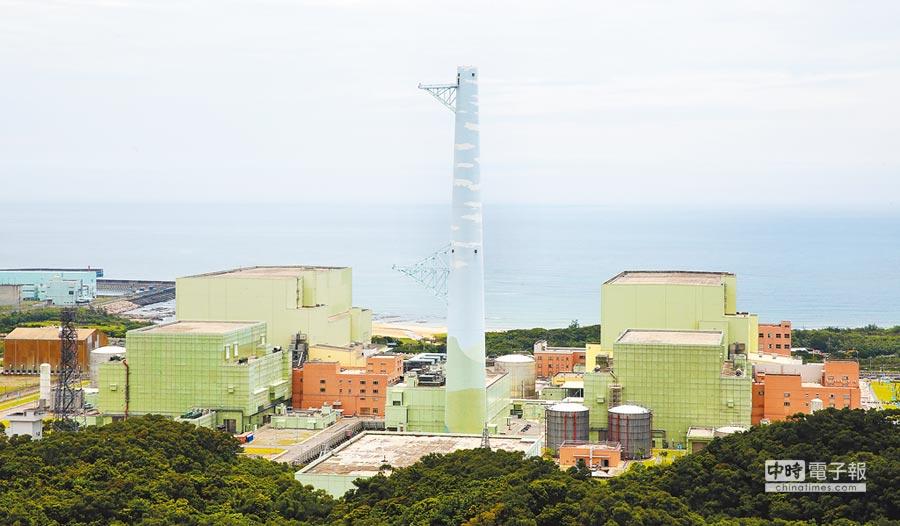 台電核四廠自2014年封存至今。(本報資料照片)