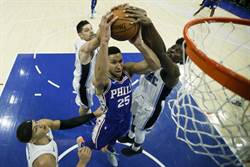 NBA》七六人開給班西蒙斯5年頂級合約