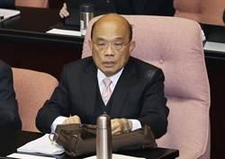 街頭鬥毆事件頻傳 蘇貞昌:酒店老闆看政府無能