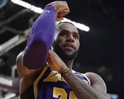NBA》湖人無緣季後賽 洛夫:詹姆斯將強勢回歸