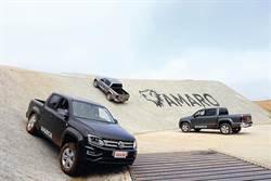 剽悍皮卡之狼族傳說 VW Amarok V6