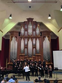 用音樂拉近距離 菲國教育部長參訪真理大學獻唱