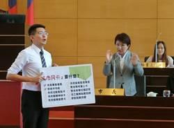 花博執行疑義  盧秀燕承諾三個月內提出清查報告