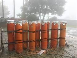 高CP值人工增雨    國產焰彈今石門水庫首試射
