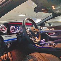 試車報告-Mercedes-Benz CLS 350 顏值高
