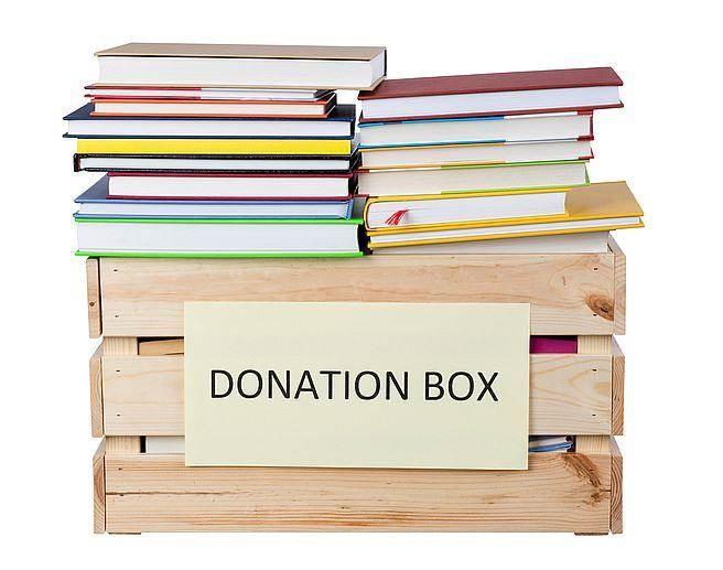 捐書做公益!用文字、閱讀讓世界更美好。(達志影像/shutterstock提供)