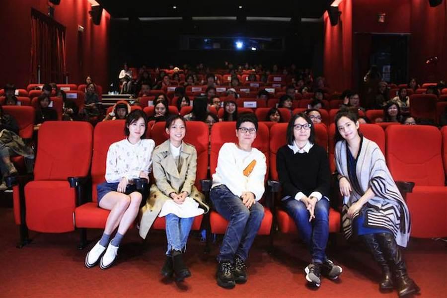 女性限定特映會。公視提供